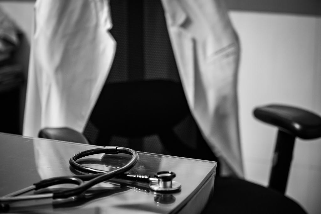 cancer symbol stethoscope