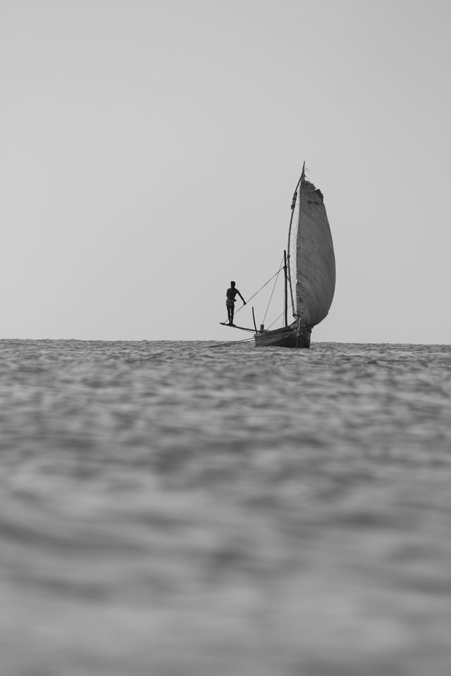 the lonely sailor
